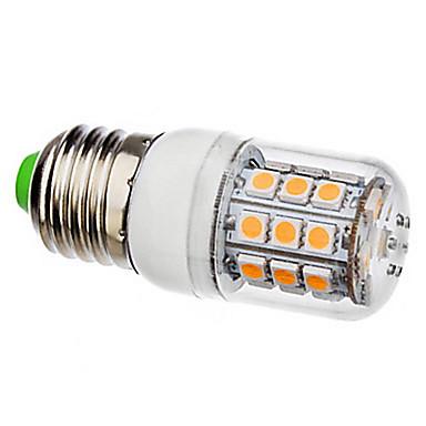 3,5 W 250-300 lm E14 G9 E26/E27 LED kukorica izzók T 30 led SMD 5050 Meleg fehér Hideg fehér AC 220-240V AC 110-130V