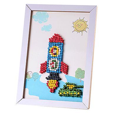 primeira infância brinquedos educativos diy mágicos feijões metros de cor a granel 5000