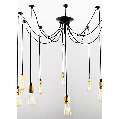 CXYlight Rétro Lampe suspendue Lumière d'ambiance - Style mini, 110-120V 220-240V Ampoule non incluse