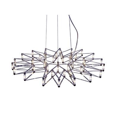 מנורות תלויות ,  מודרני / חדיש כרום מאפיין for LED מתכת חדר שינה חדר אוכל חדר עבודה / משרד