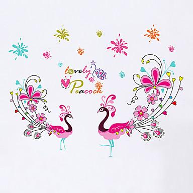 L ו-scape חיות רומנטיקה אופנה צורות Christmas פרחים חג Words & Quotes סרט מצויר Fantasy מדבקות קיר מדבקות קיר מטוס מדבקות קיר דקורטיביות,