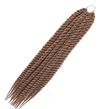 Tranças torção Tranças de Cabelo Havana 40cm 45cm 51cm 56cm 24