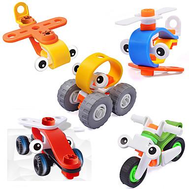 pädagogisches Spielzeug Für Geschenk Bausteine Plastik Über 3 Grün / Blau / Gelb / Orange / Rot Spielzeuge