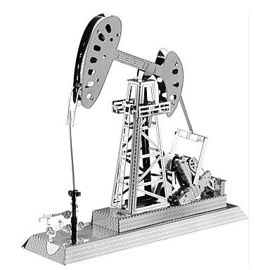 Quebra-Cabeças 3D Quebra-Cabeça Quebra-Cabeças de Metal Brinquedos de Montar Brinquedos Máquina 3D Faça Você Mesmo Aço Inoxidável Liga de