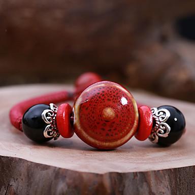 Bracelet Chaîne Corde Sans pierre Unisexe