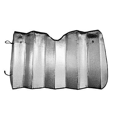Aluminiumfolie 130 * 60cm Windschutzscheibe Sonnenschirme