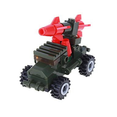 Blocs de Construction / Puzzle Toy / jouet éducatif Pour cadeau Blocs de Construction ABS Au-dessus de 6 Rouge / Noir / Vert Jouets