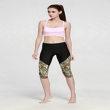 Mulheres Corrida Calças Compressão Redutor de Suor Moda Esportiva Corrida