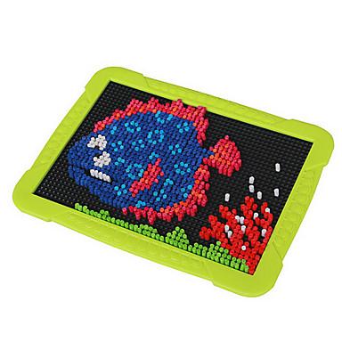 q capsules puzzle éveil enfants jouets éducatifs poissons de bande dessinée en perspective papier intelligence 1400