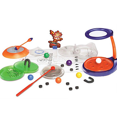 Leketøy for Boys Discovery Toys skjerm Modell / pedagogisk leketøy ABS / Plast
