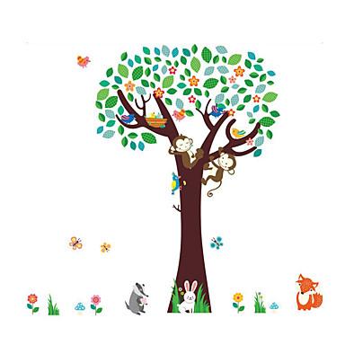 Animais / Botânico / Desenho Animado / Romance / Moda / Feriado / Paisagem / Formas / Fantasia Wall StickersAutocolantes de Aviões para