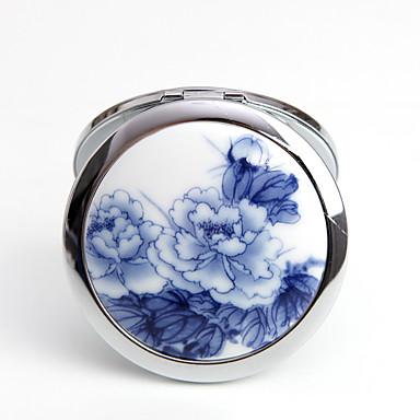 Hochzeit Edelstahl Keramik Kompakttaschen Weinlese-Thema - 1