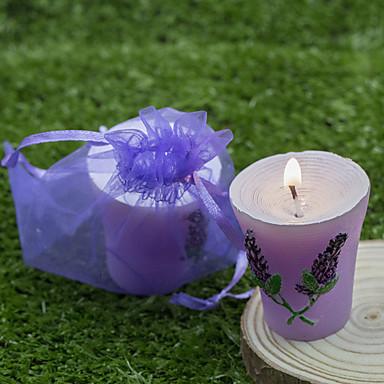 Strand Thema / Garten Thema / Asiatisches  Thema / Blumen Thema / Schmetterling Thema / Klassisches Thema / Babyparty Candle Favors-1