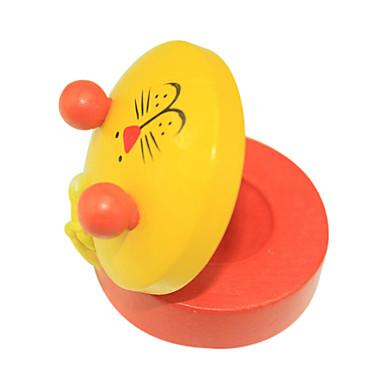 AOERFU Brinquedo Educativo Instrumento Musical de Brinquedo Instrumentos Musicais Animais Crianças