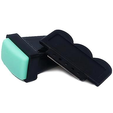 Nägel Stempel Bild-Schablonen-Platten Stamper Scraper