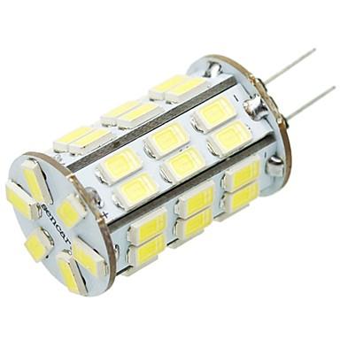 SENCART 4W 300-350lm G4 Luminárias de LED  Duplo-Pin T 42 Contas LED SMD 5630 Decorativa Branco Quente / Branco Frio / Vermelho 12V