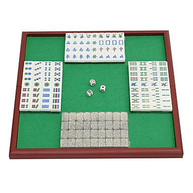 royal st. miniatyr krystall mahjong mahjong mahjong turisme 20 mm elfenben + + u føtter klappbord