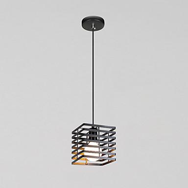 מנורות תלויות ,  וינטאג' צביעה מאפיין for סגנון קטן מתכת חדר שינה חדר אוכל מטבח חדר עבודה / משרד כניסה חדר משחקים מסדרון מוסך
