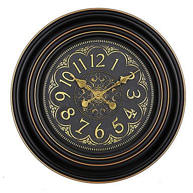 Kreisförmig Modern/Zeitgenössisch Wanduhr,Anderen Kunststoff 50.6*50.6*6
