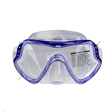 Kit para Snorkel Máscaras de mergulho Máscara de Mergulho Snorkel Seco Mergulho e Snorkeling Silicone-SBART