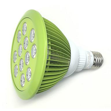 24W Luz de LED para Estufas 960 lm Vermelho / Azul LED de Alta Potência Decorativa AC 85-265 V 1 Pças.