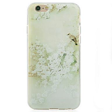 Hülle Für iPhone 6s Plus iPhone 6 Plus iPhone 6s iPhone 6 Apple iPhone 6 iPhone 6 Plus Stoßresistent Rückseite Landschaft Weich TPU für