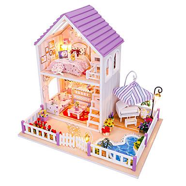 1pc maison bricolage princesse ensoleillé cadeaux créatifs une lampe présents feux de jouets éducatifs conduit