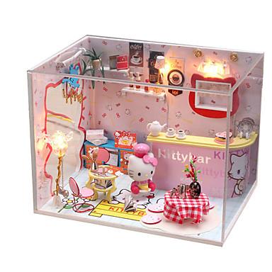 1pc DIY casa brilhante princesa presentes criativos uma lâmpada presentes luzes brinquedos educativos levou