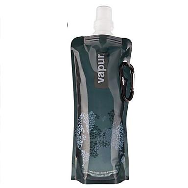 billige Sykkeltilbehør-Sykkel Vannflasker Vanntett Varmebevaring Ikke Giftig BPA Miljøvennlig Til Sykling Vei Sykkel Fjellsykkel Plast Aluminiumslegering Grønn Blå Rosa