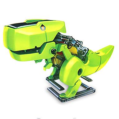 4 in 1 Robot / Soldrevne leker Dinosaur Soldrevet / Utdanning / GDS ABS Barne Jente / Gutt Gave
