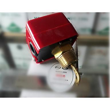Industriebedarf fließen Schalter 220VAC 50 / 60Hz 15a250v100 ℃