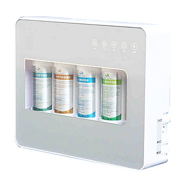purificateur d'eau des ménages, filtre à eau (argent simple de traction)
