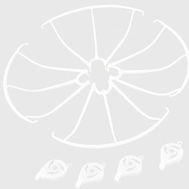 SYMA X5C X5SC SYMA deler Tilbehør Rc Kvadrokoptere Hvit ABS