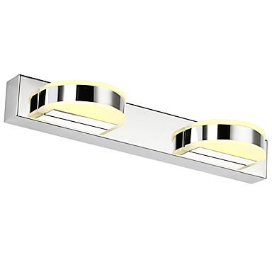 AC 85-265 8W LED Integrado Moderno/ Contemporáneo Electrochapado Característica for LED,Luz Ambiente Iluminación baño Luz de pared