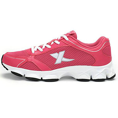 X-tep Tênis de Corrida Homens Mulheres Respirável Malha Respirável Corrida