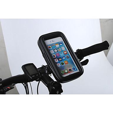 טלפון נייד תיק 4.2 אינץ ' עמיד למים מסך מגע רכיבת אופניים ל iPhone 5/5S מספרי טלפון גודל דומים אחרים