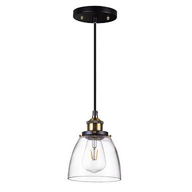 Vintage Geleneksel/Klasik Retro Mini Tarzı Avize Lambalar Ortam Işığı Yemek Odası Çalışma Odası/Ofis Koridor Metal Ampul dahil değil