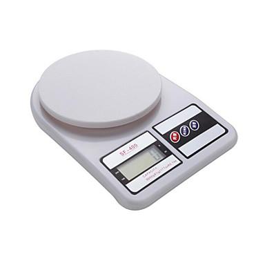 nøjagtighed 1g interval 5 kg elektronisk køkkenvægt høj præcision bagning