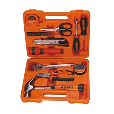 kaisi® 12 hjem maskinvare gruppe sett med håndverktøy, hardware vedlikeholdshåndbok