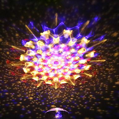 1 Stück Sky Projektor Nachtlicht Mehrfarbig Batterie Wiederaufladbar