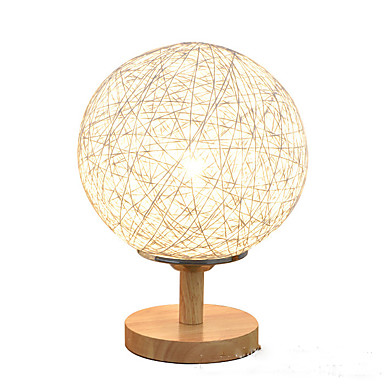 1pc הוביל פסטורלי מנורת הקישוט מודרנית אור בלילה כדור