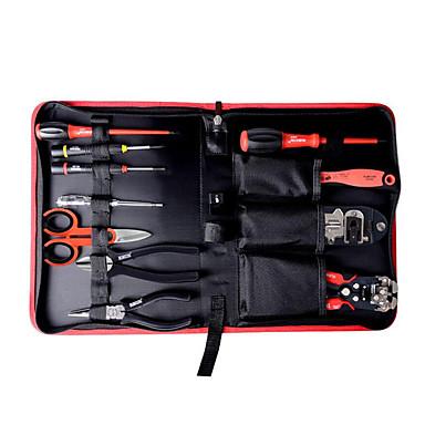 rts-12 rubicon® 12 ensembles d'outil matériel de télécommunications kit combiné fixe outils manuels avancés