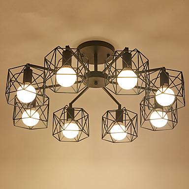 5 Lysestager ,  Moderne / Nutidig Galvaniseret Feature for designere Metal Stue / Læseværelse/Kontor