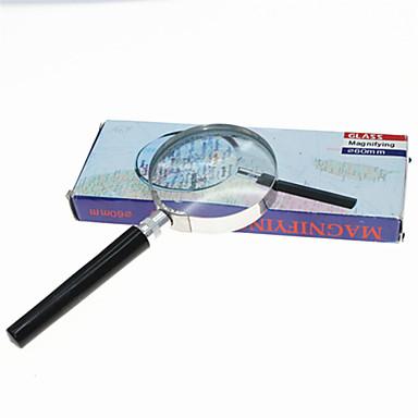 Lupen Lesen / Allgemeine Anwendung Generisches / High Definition / Tragbar 6X 60mm Normal Kunststoff / Metall