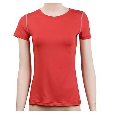 Outros®Ioga Suit Compression Respirável / Secagem Rápida / Compressão / Redutor de Suor Stretchy Wear Sports Ioga / Fitness Mulheres