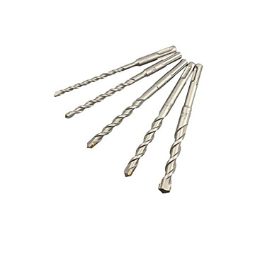 s3 vier Grube zwei Schlitze Rundschaftbohrer 4 ~ 25mm Reihe konkreter Ziegel Bohrer Schlagbohrmaschine (sale4x110 2608680257)