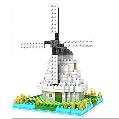 Ajándék Építőkockák Műanyag Összes Szürke Játékok
