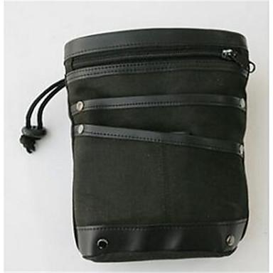 Herrer PVC Formell Livvidde Bag Grønn / Svart