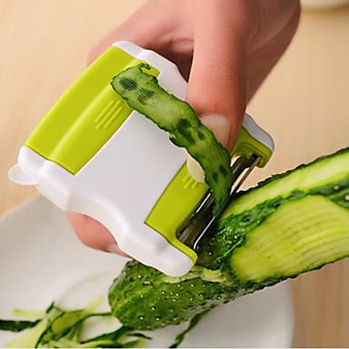 multifonctionnels 360 degrés gadgets de cuisine cutter rotatif de pomme de terre éplucheur fruits melon raboteuse râpe