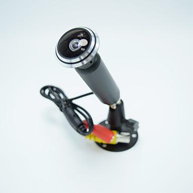 700tvl ccd Farbe Minikamera 1,78 mm Fisheye Weitwinkelobjektiv Innen-CCTV-Überwachungskamera